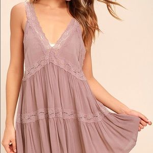 FREE PEOPLE look of love Slip Dress, NBW